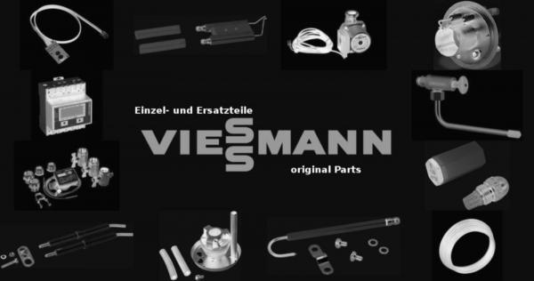 VIESSMANN 7825248 Dichtplatte mit Befestigungsteilen