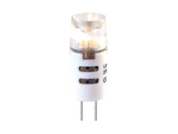GARDEN LIGHTS G4 LED 1.5 W 12 V WEIß