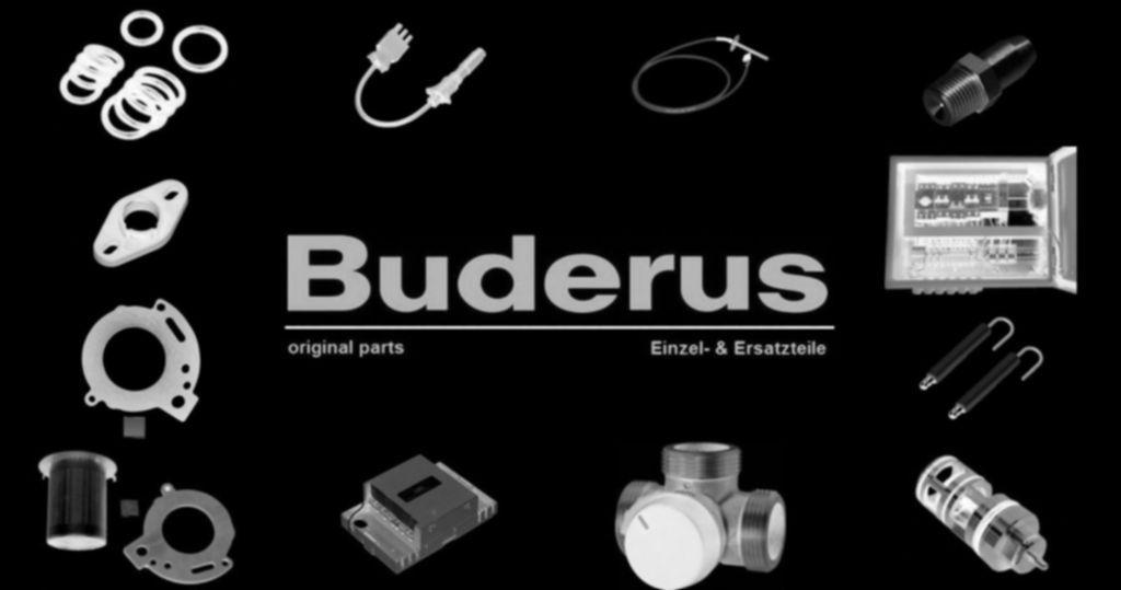 Buderus 87183103710 Abluftventil Eurovent DN32
