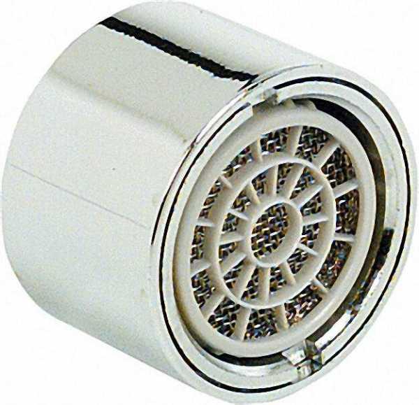 Diebstahl-Spar-Strahlregler IG M22X1 mit Gummidichtung für Niederdruck