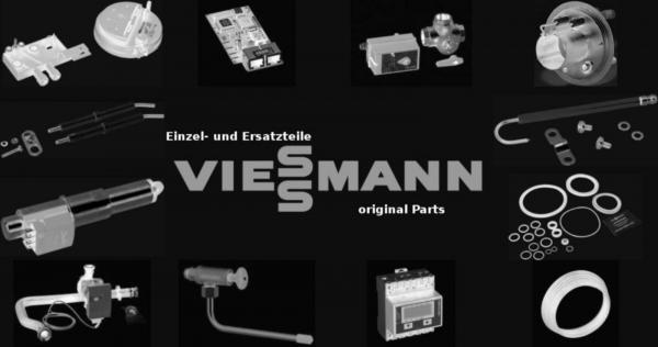 VIESSMANN 7233572 Oberblech vorn BRN18+22