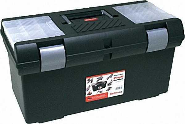 FISCHER 43654 Profikoffer 260 x 510 x 250mm