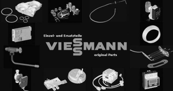 VIESSMANN 7535656 Membran-Ausdehnungsgefäss 35L vitosilber