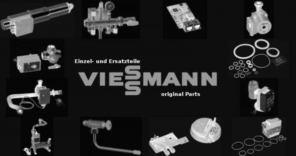 VIESSMANN 7810828 Aufnahme Betriebsanleitung