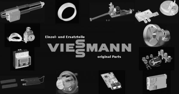 VIESSMANN 7214144 Ausputzdeckel für Paromat- Duplex/-RU 75-100 kW
