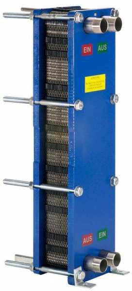 DIMPLEX 358400 WTE20 Plattenwärmetauscher für SIH 20