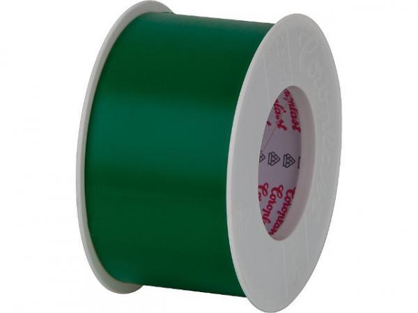 Elektroisolierband grün, Breite 50 mm, Länge 25 m, 1 Stück