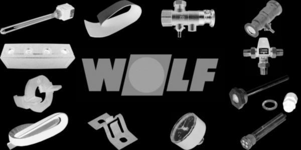 WOLF 9145642 Frontverkleidung BWS-1 komplett