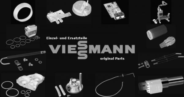 VIESSMANN 5017369 Zündgasrohr D6 x 1 x 525