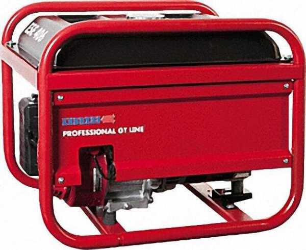 ENDRESS Stromerzeuger ESE 406 HS-GT Leistung kVA/kw 5, 1/4, 6 Größe: 800x538x576mm
