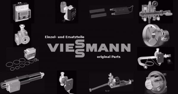 VIESSMANN 7824101 Aschenkasten U-Profil 18, 25, 40kW