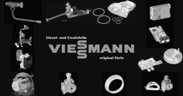 VIESSMANN 7810808 Frontplatte FB-Teil Dekamatik