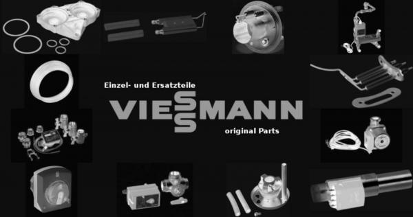 VIESSMANN 7826629 Zuluftschlauch DN80 x 2200 rlu