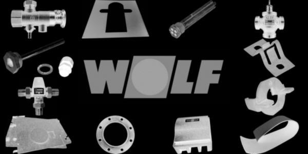 WOLF 1603025 Isolierung Mantel