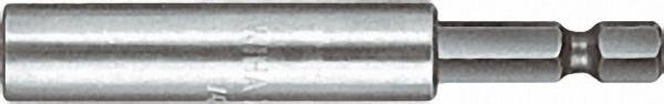 Bithalter 1/4'' L = 74mm Typ 7113
