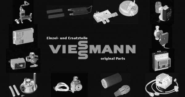 VIESSMANN 7234148 Hinterblech Mitte
