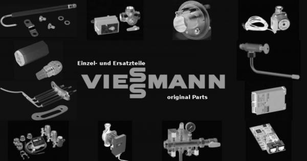 VIESSMANN 7573355 Anschlussrohrbogen KV