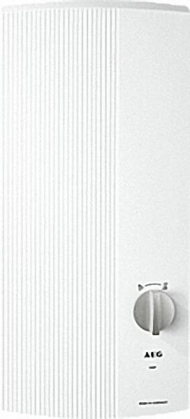 AEG 228841 Elektronische Durchlauferhitzer DDLE Easy 400V/21kw, Temperaturbereich 42 oder 55°C
